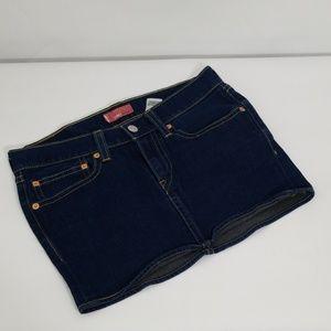Levi's mini denim skirt Type 1